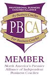 PBCA logo.