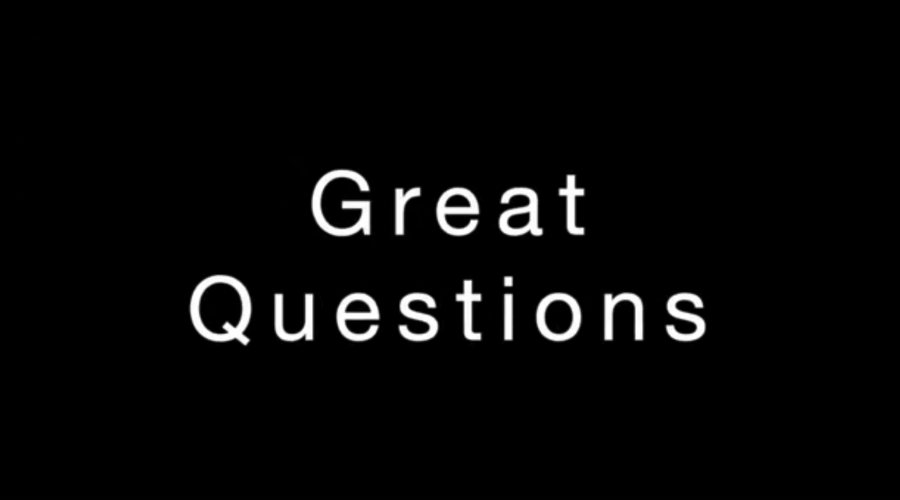 Great Questions – Leadership Best Practices